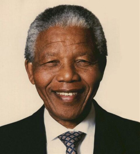 a biography of nelson rolihlahla mandela a south african leader