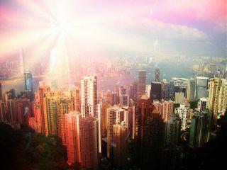 photography hong kong city