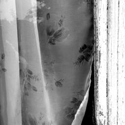 black & white retro vintage