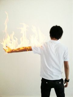 flame fire onepiece ace