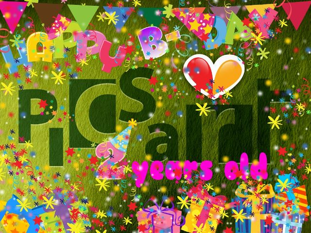 PicsArt birthday card graphic design contest
