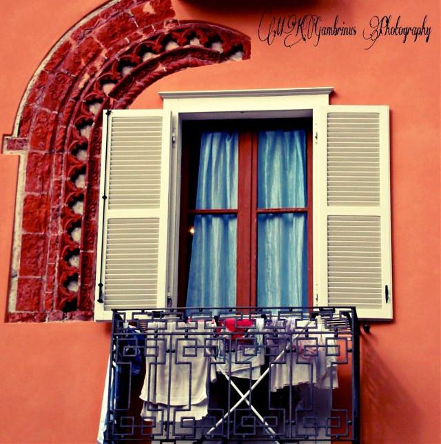 Window in Stresa
