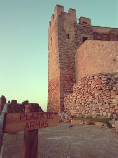 old castle spain travel