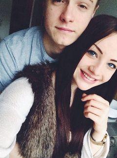 inlove couple cute boyfriend happy