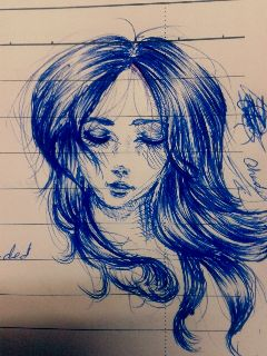 drawing art sketch pen artist