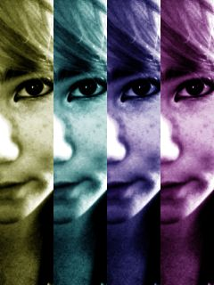 effect photography people colorful popart cute