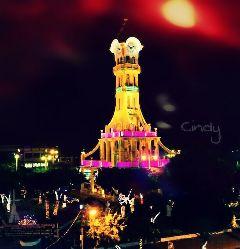 wapnighttime bokeh colorful cute photography