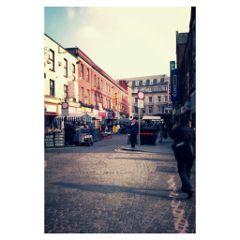 dublin ireland travel trip street