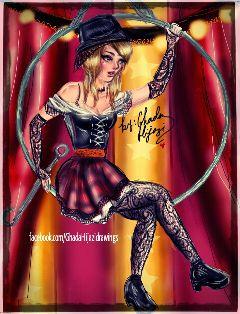 drawing art realdc circus realdc realdc
