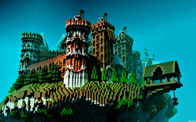 Free building games online like minecraft