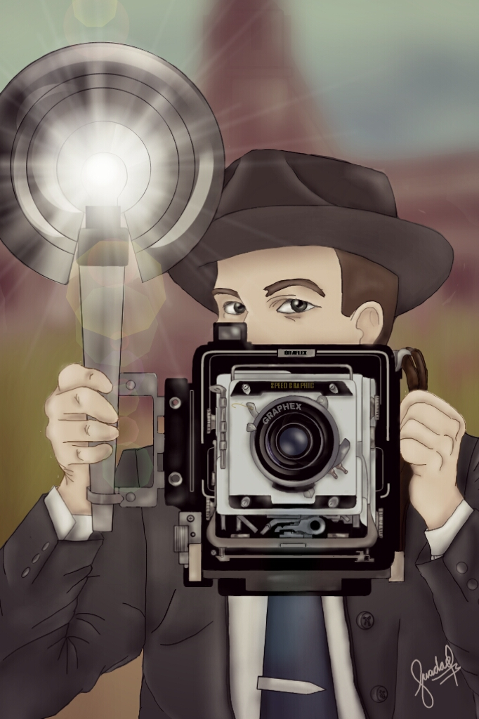 camera drawing contest