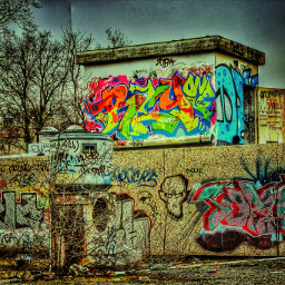 hdr photography popart retro travel