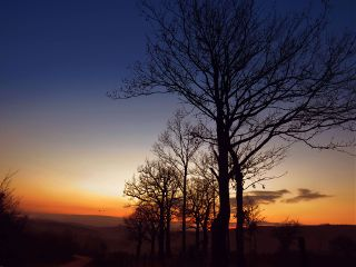 sunset night nature photography travel